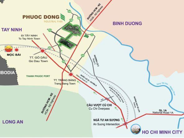 Dat Nen Go Dau Tay Ninh