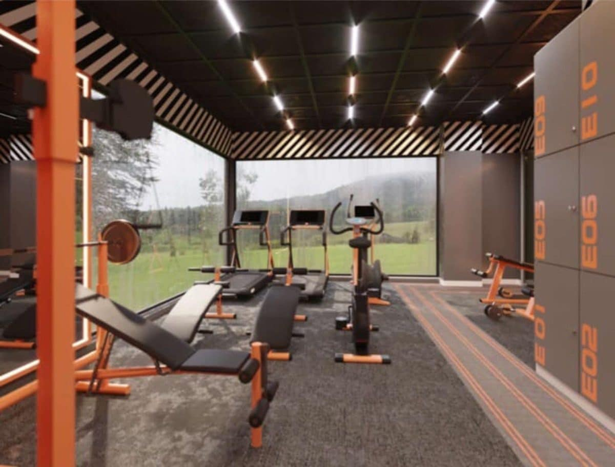Phòng Gym Eagles Villages Residences - DỰ ÁN EAGLES VALLEY RESIDENCES