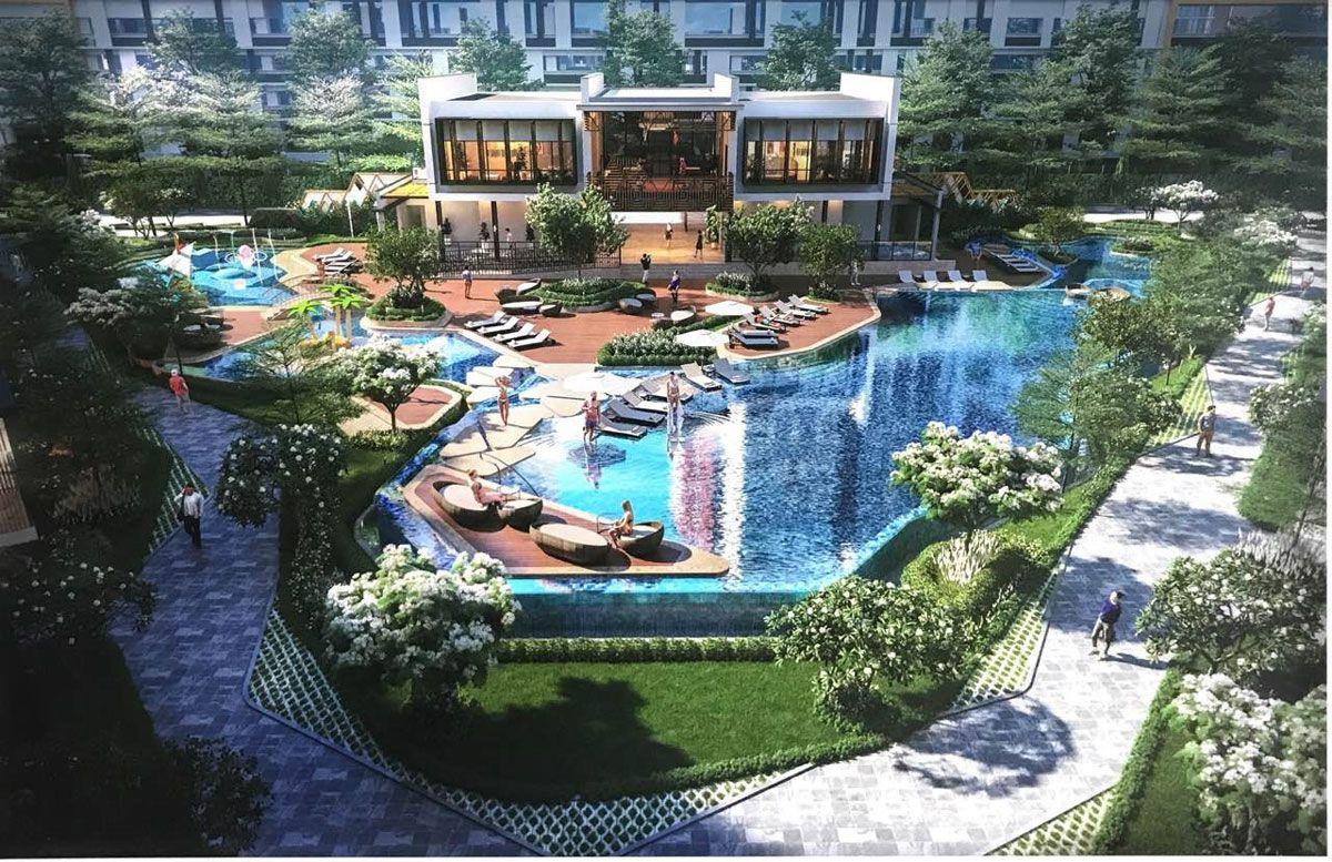 Tiện ích Dự án Green Park Estate - DỰ ÁN GREEN PARK ESTATE TRƯỜNG CHINH TÂN PHÚ