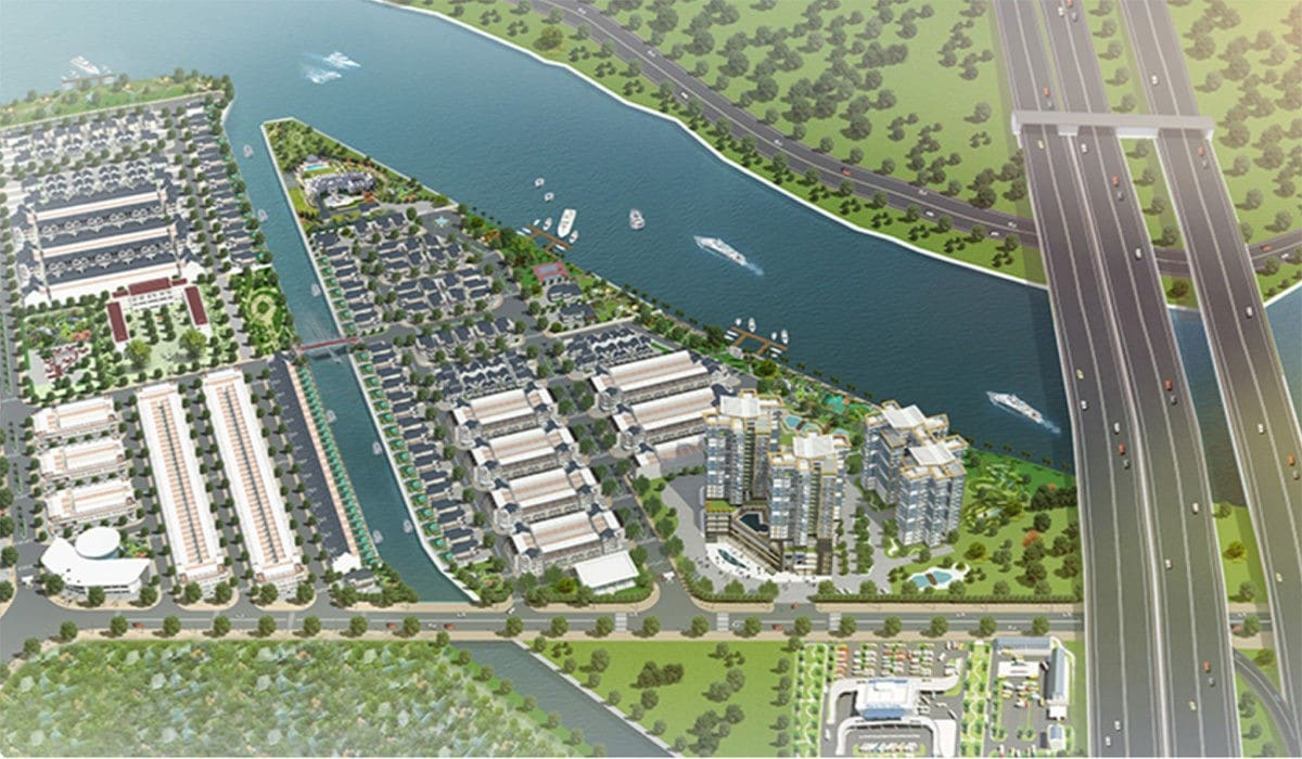 du an green city voi 3 mat view song - DỰ ÁN GREEN CITY QUẬN 9