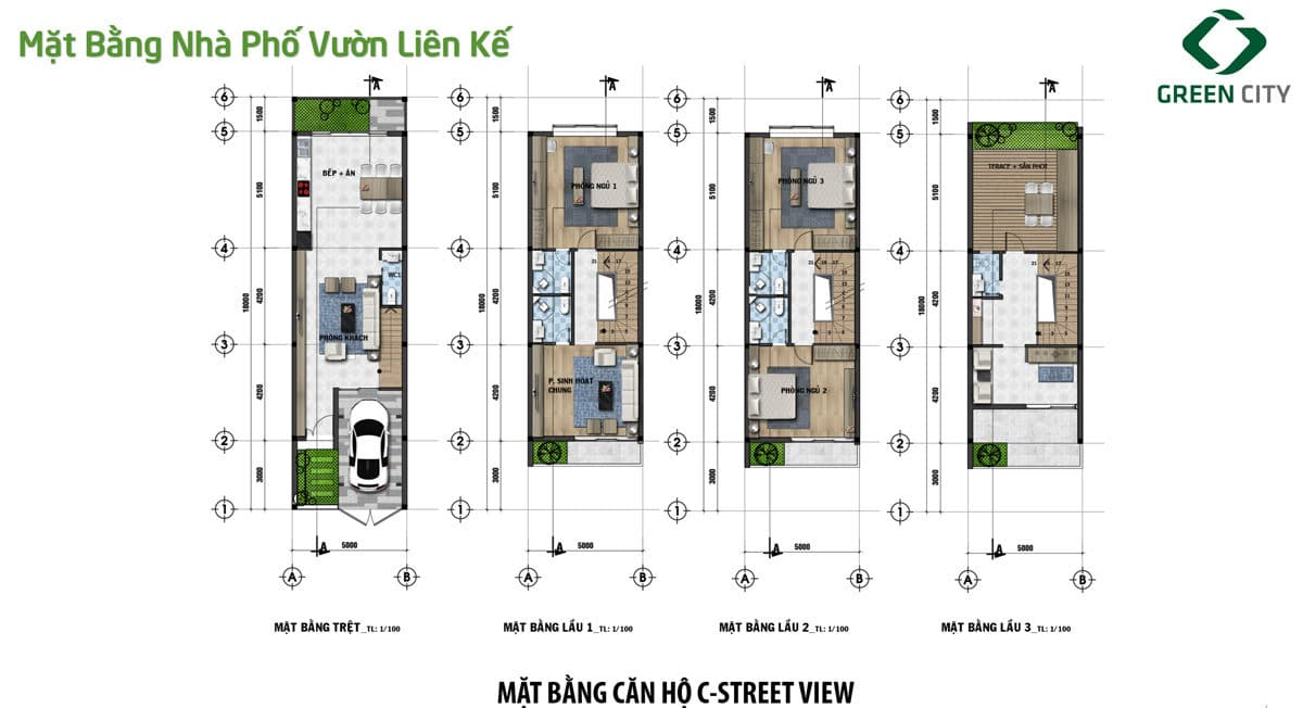 mat bang thiet ke can shophouse loai c green city - DỰ ÁN GREEN CITY QUẬN 9