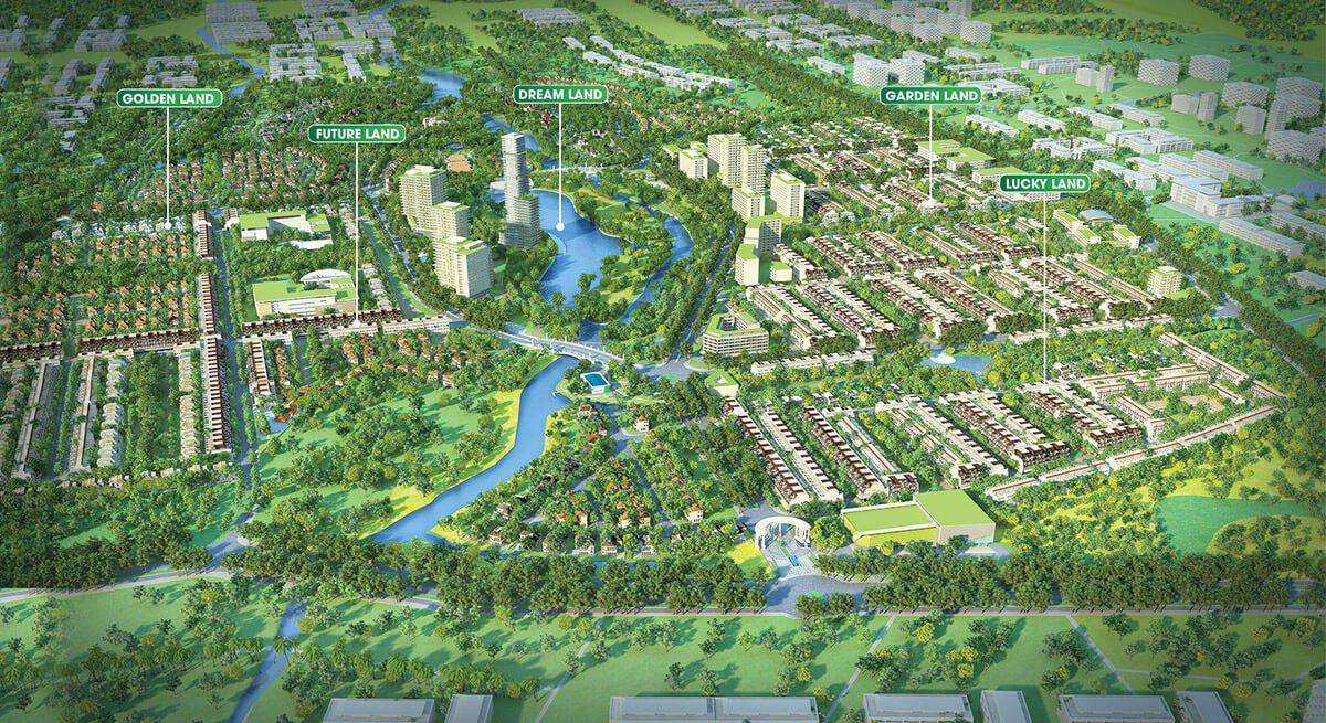 tong the du an five star eco city - DỰ ÁN FIVE STAR ECO CITY