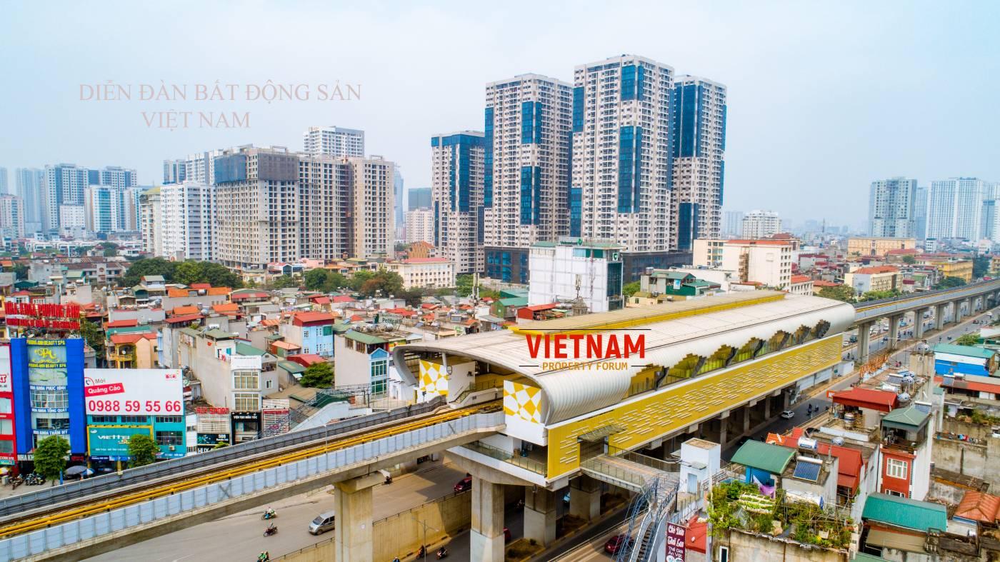 1618800725 543 Toan canh tuyen metro Cat Linh – Ha Dong dang